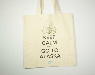 Sac Keep Calm and go to Alaska