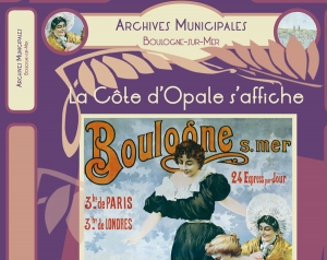 Catalogue exposition : la Cote d'Opale s'affiche
